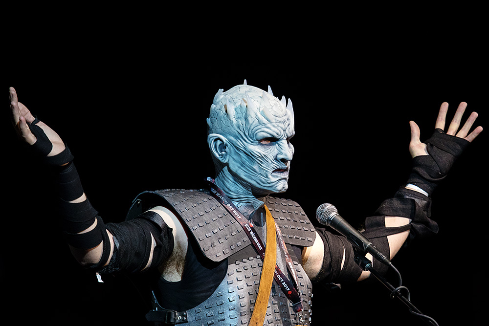 The Night's King?
