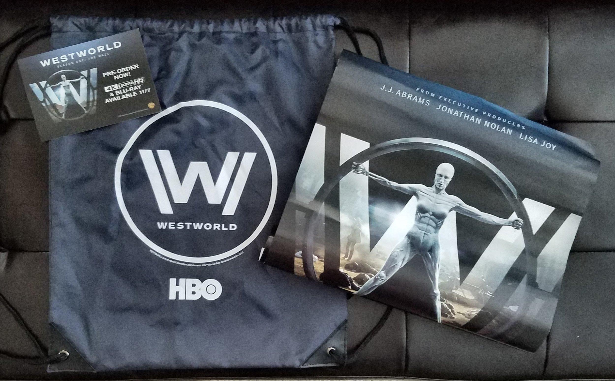 Lauren A - SDCC 2017 Westworld Hall H Bag