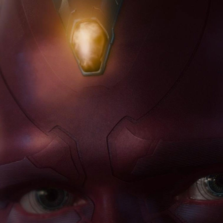 The Mind Stone - a.k.a. Loki's scepter jewela.k.a. Vision's activation keyCurrent Location: Vision's forehead