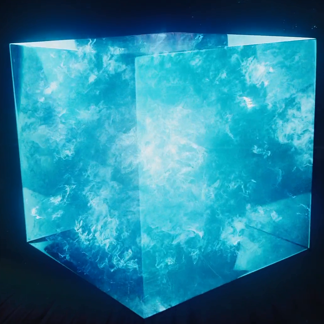 The Space Stone  - a.k.a. The TesseractCurrent Location: Space...inside Loki's pocket