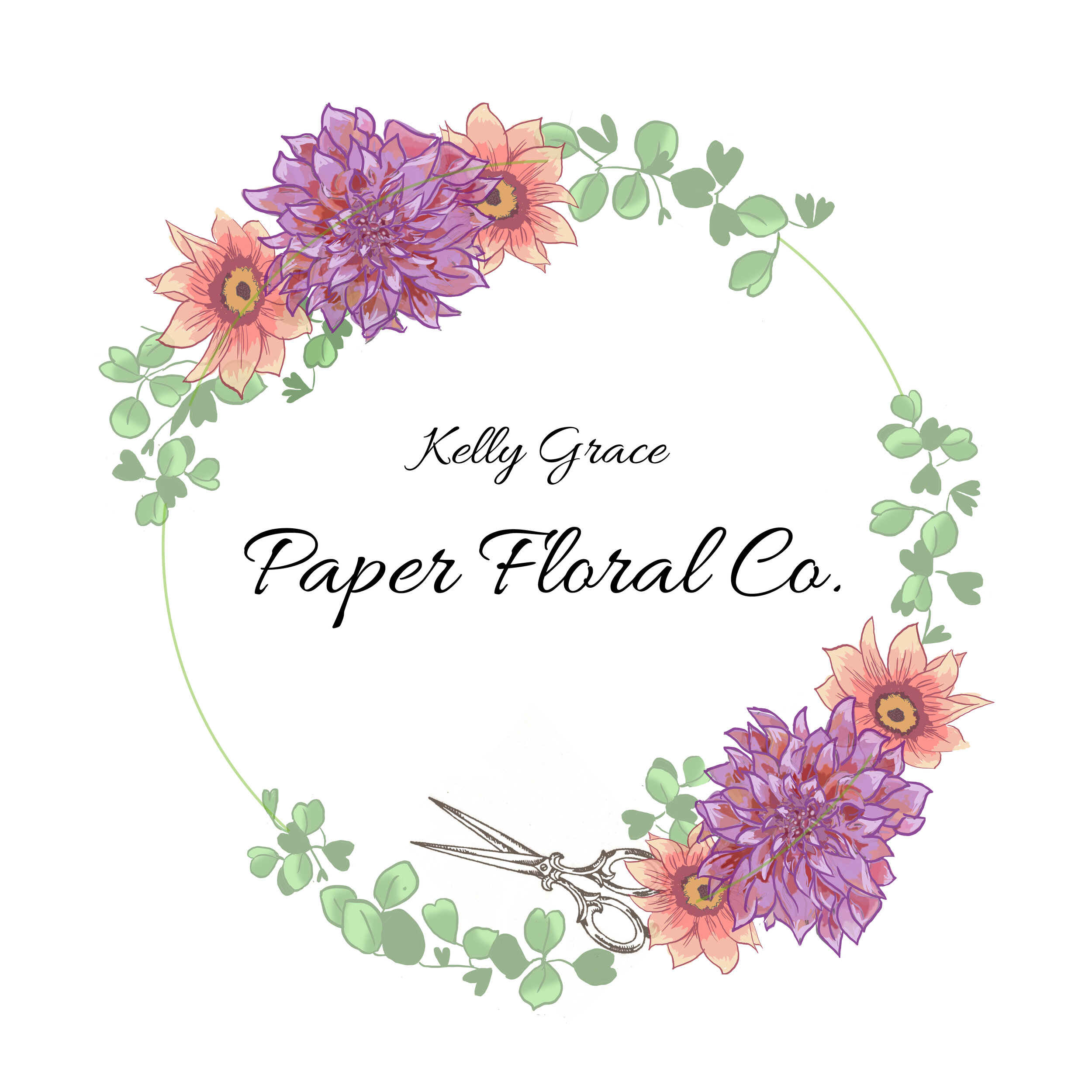 Kelly Grace Paper Floral Co: Frenchtown, NJ