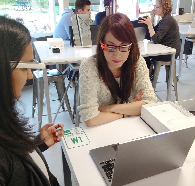 Google Glass Explorer Winner 2013