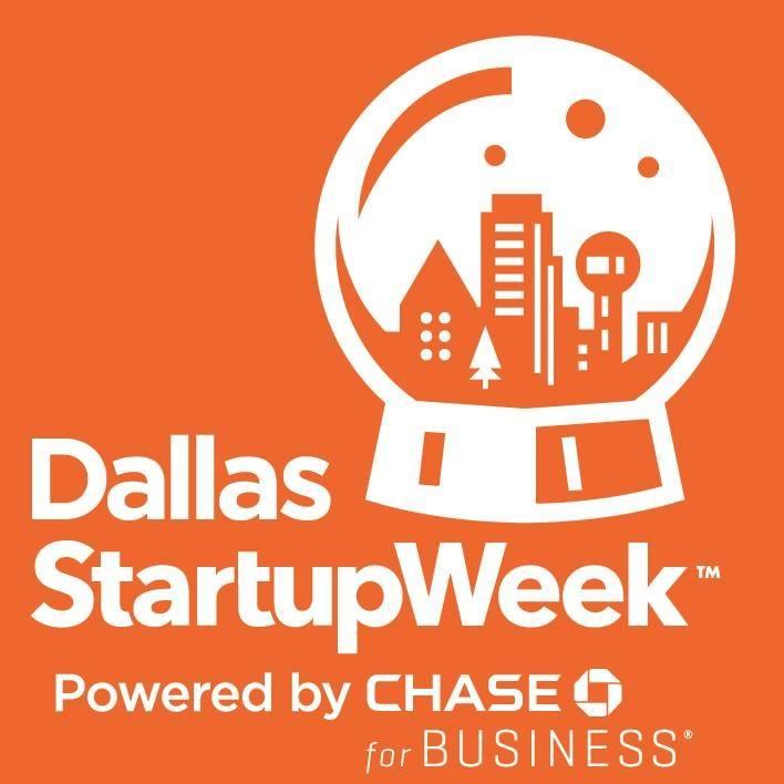 Dallas StartupWeek 2016 Speaker