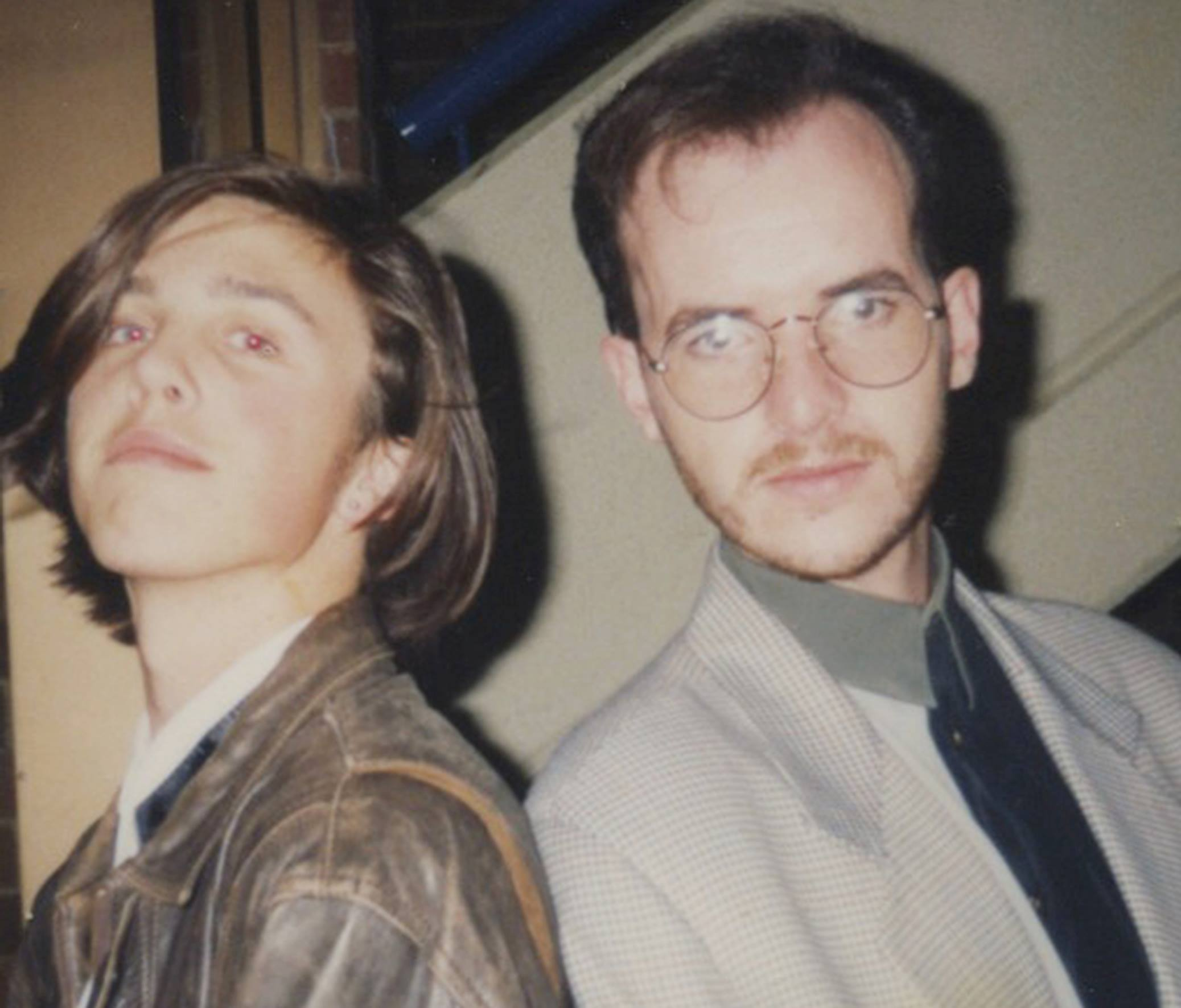 Daniel Mudie Cunningham and Iain Wallace, 1992.