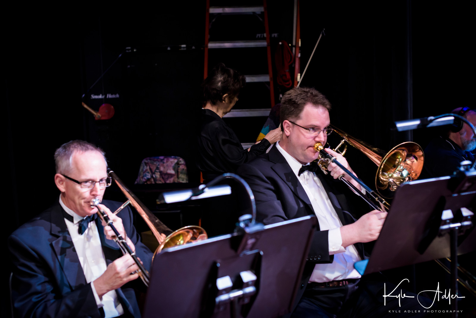 Musical Services - Want a string trio or quartet to play background music at your event? Or perhaps a harp and viola duo? Or maybe your outdoor event would be just perfect with a brass chorale?We can provide many different musical groups for a variety of occasions. Don't just take our word for it. Read what some recent customers have had to say after working with us...