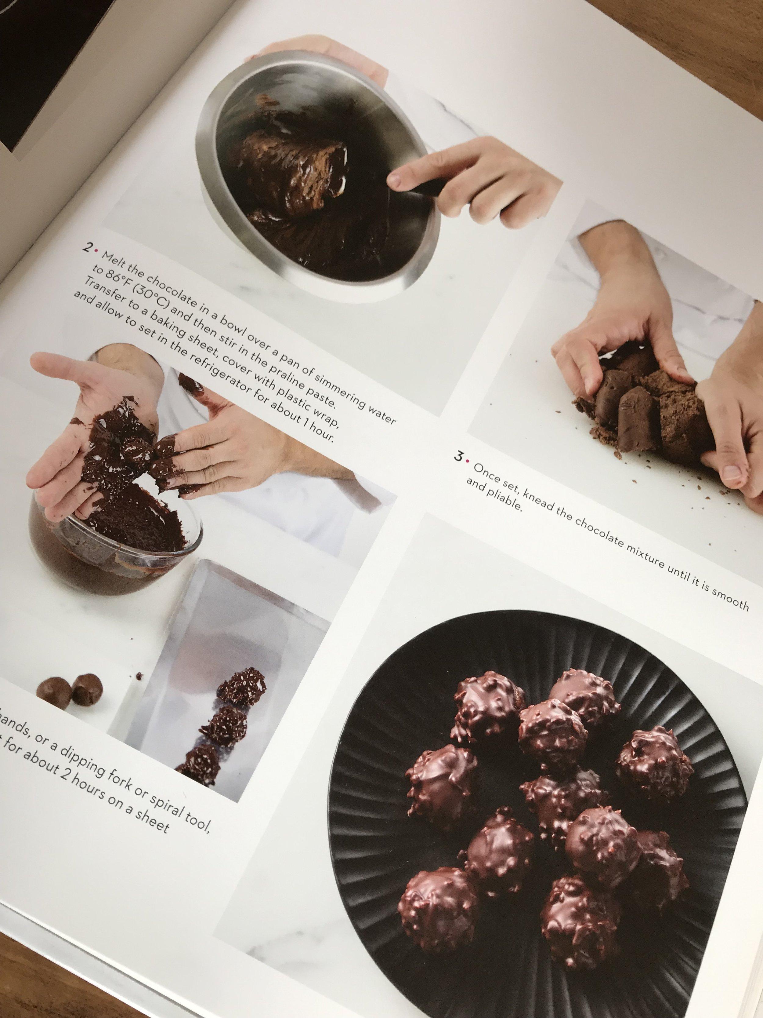 Almond praline truffles, aka homemade Ferrero Rochers!