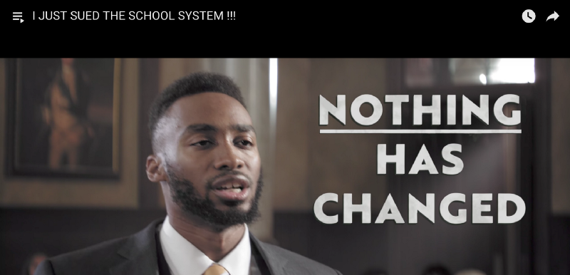 screen shot from  Prince Ea's YouTube video