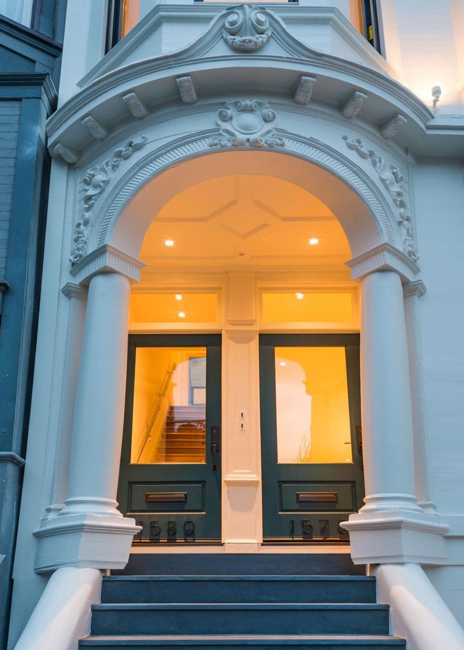 Victorian Entrance