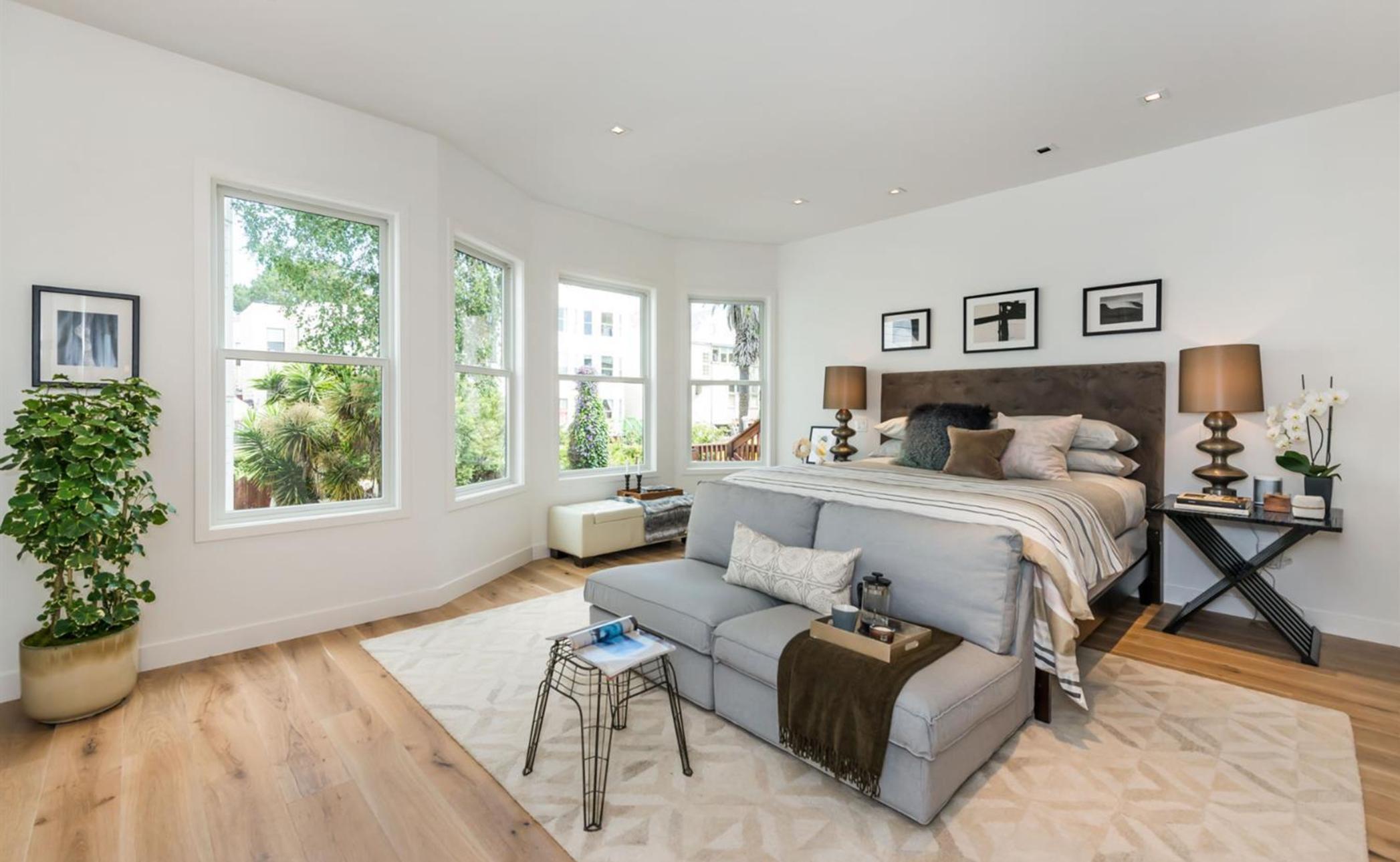 1580 Fulton Street - Bedroom