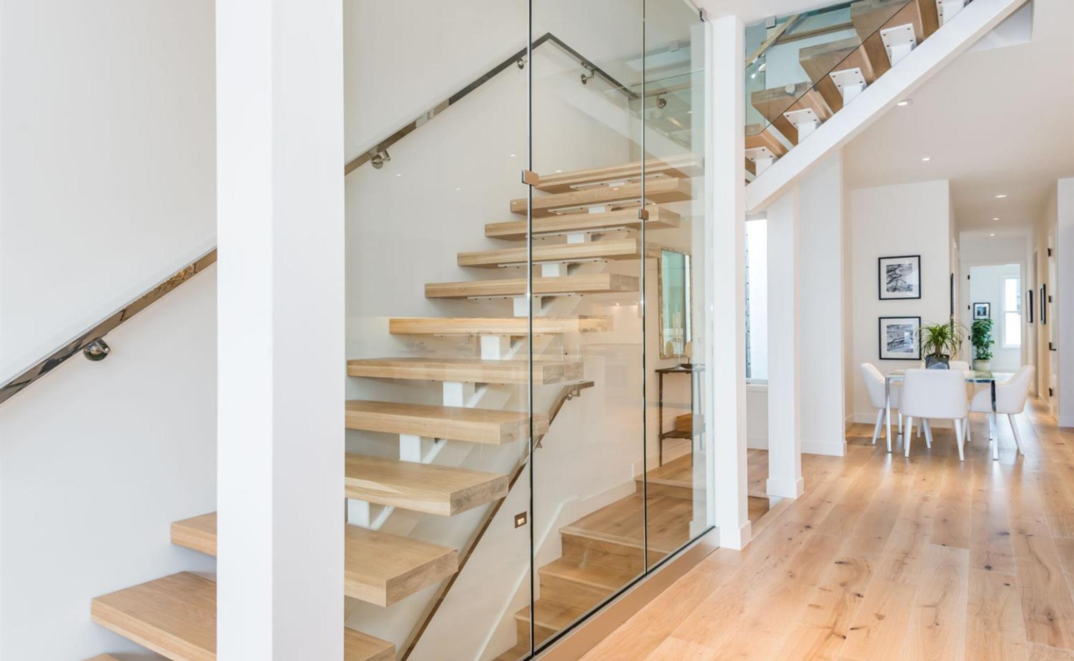 1580 Fulton Street - Staircase