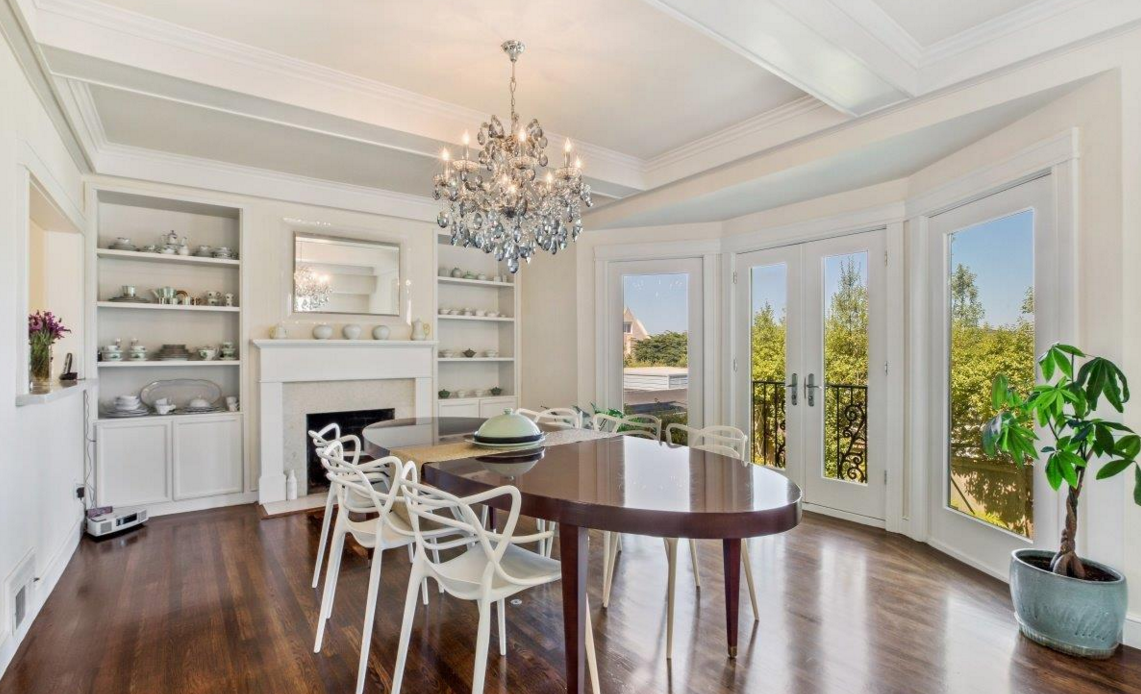 140 32nd Avenue - dining room