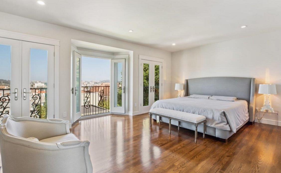 140 32nd Avenue - master bedroom