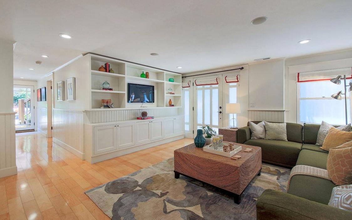 2153 Lake Street - downstairs living room