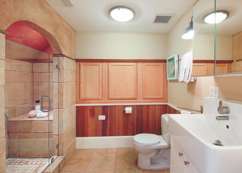 2153 Lake Street - downstairs bathroom