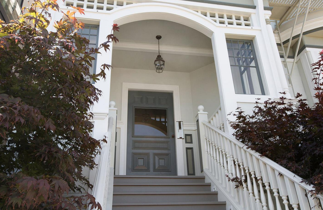 2169 Green Street #2 - front entrance