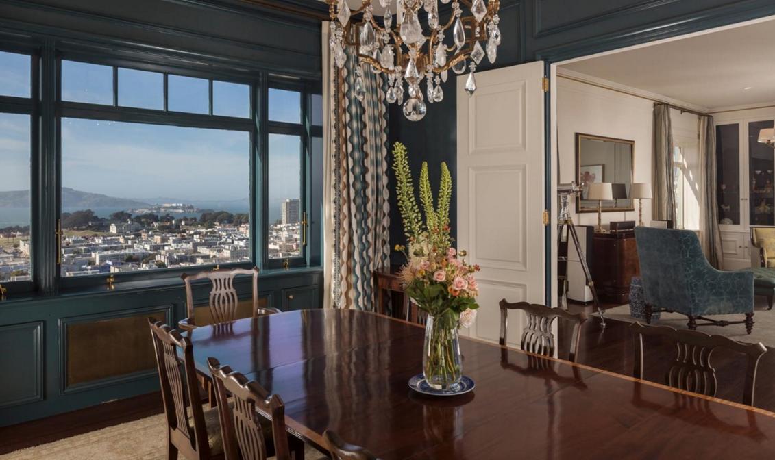 1940 Vallejo Street #11 - dining room