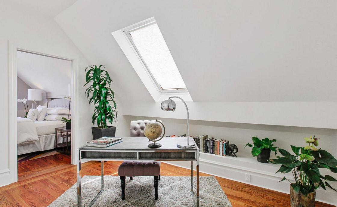 617 Broderick Street - bedroom/office/nursery