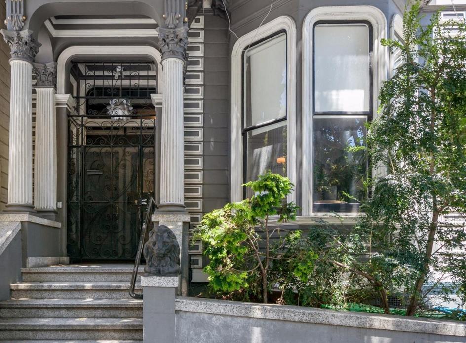 1480 Golden Gate Avenue - front door