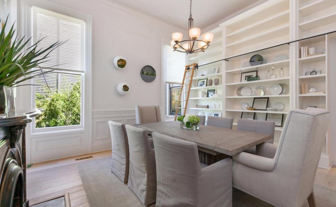 1480 Golden Gate Avenue - dining room