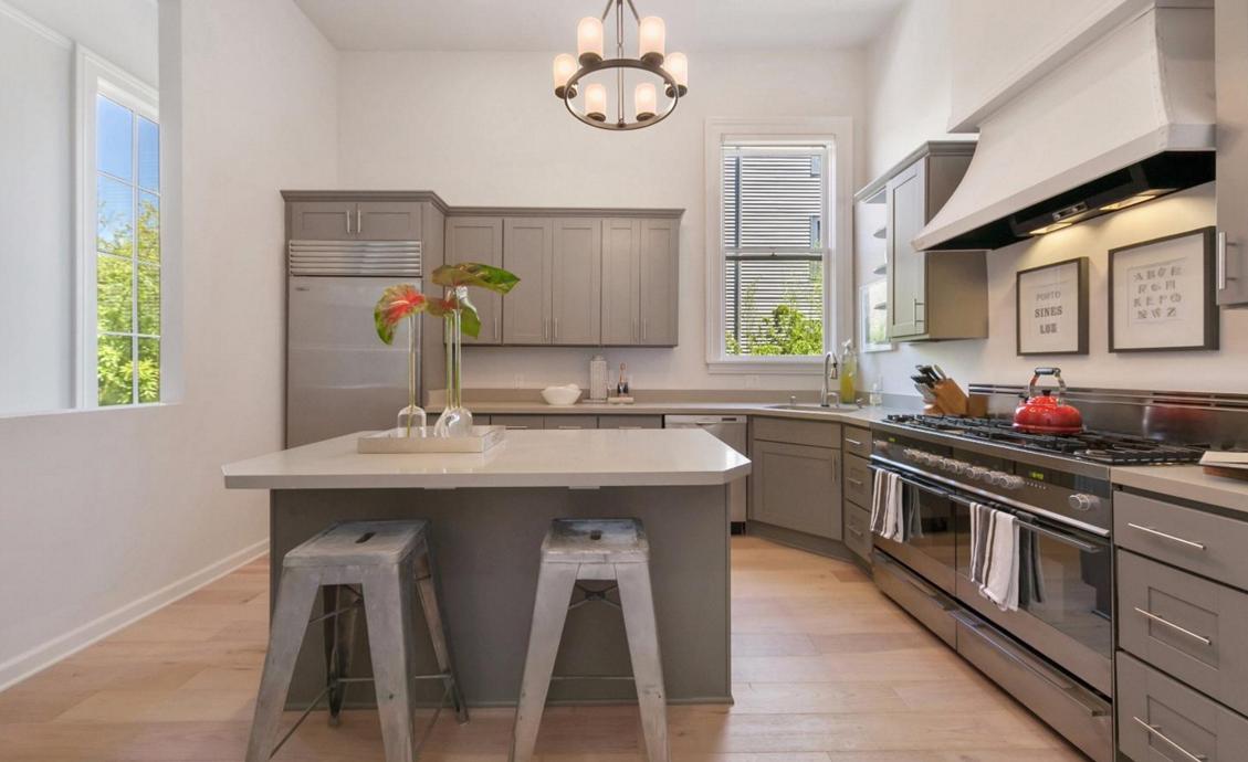 1480 Golden Gate Avenue - kitchen