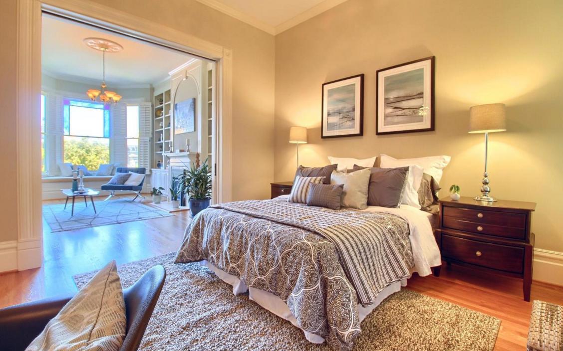 1423 Golden Gate Avenue - bedroom