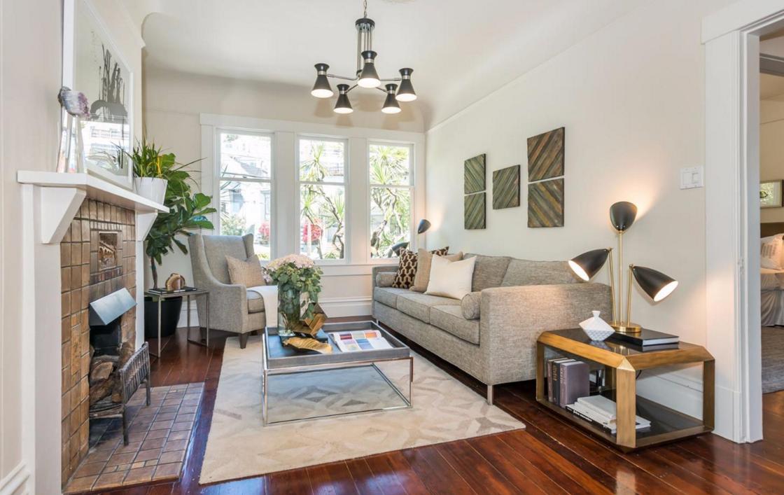 5 Mars Street - living room