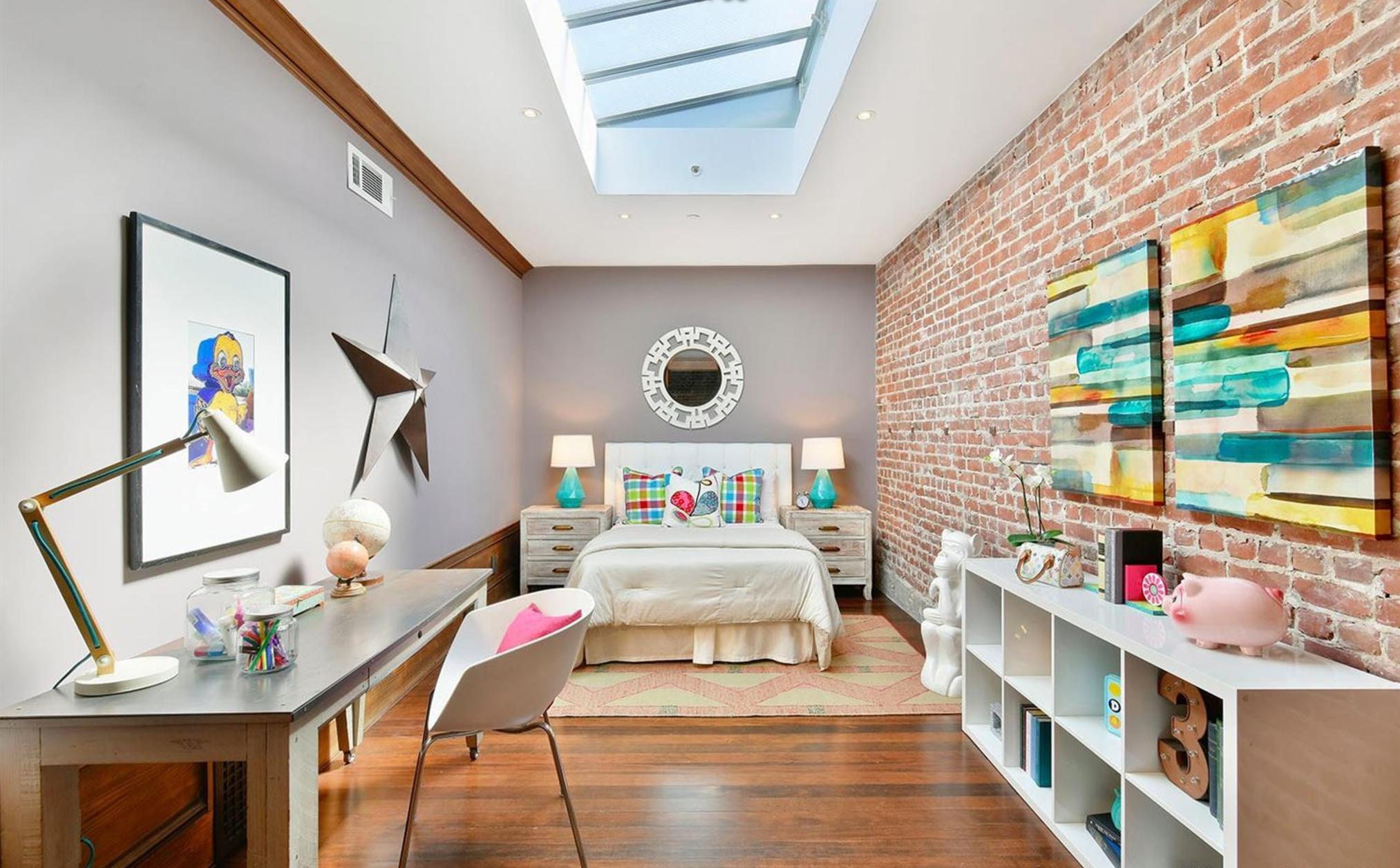 651 Dolores Street - Bedroom