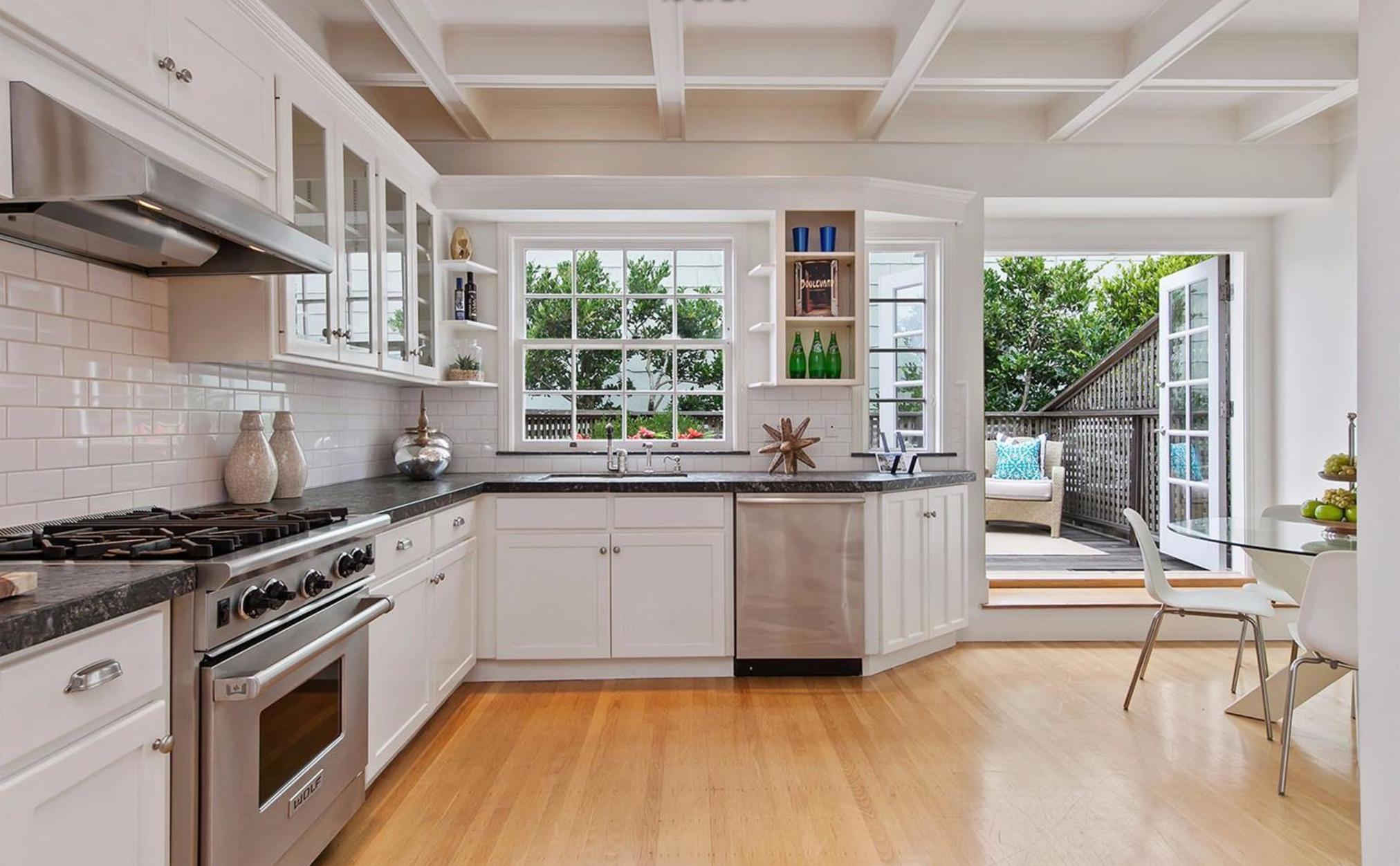 405 Laurel Street - Kitchen