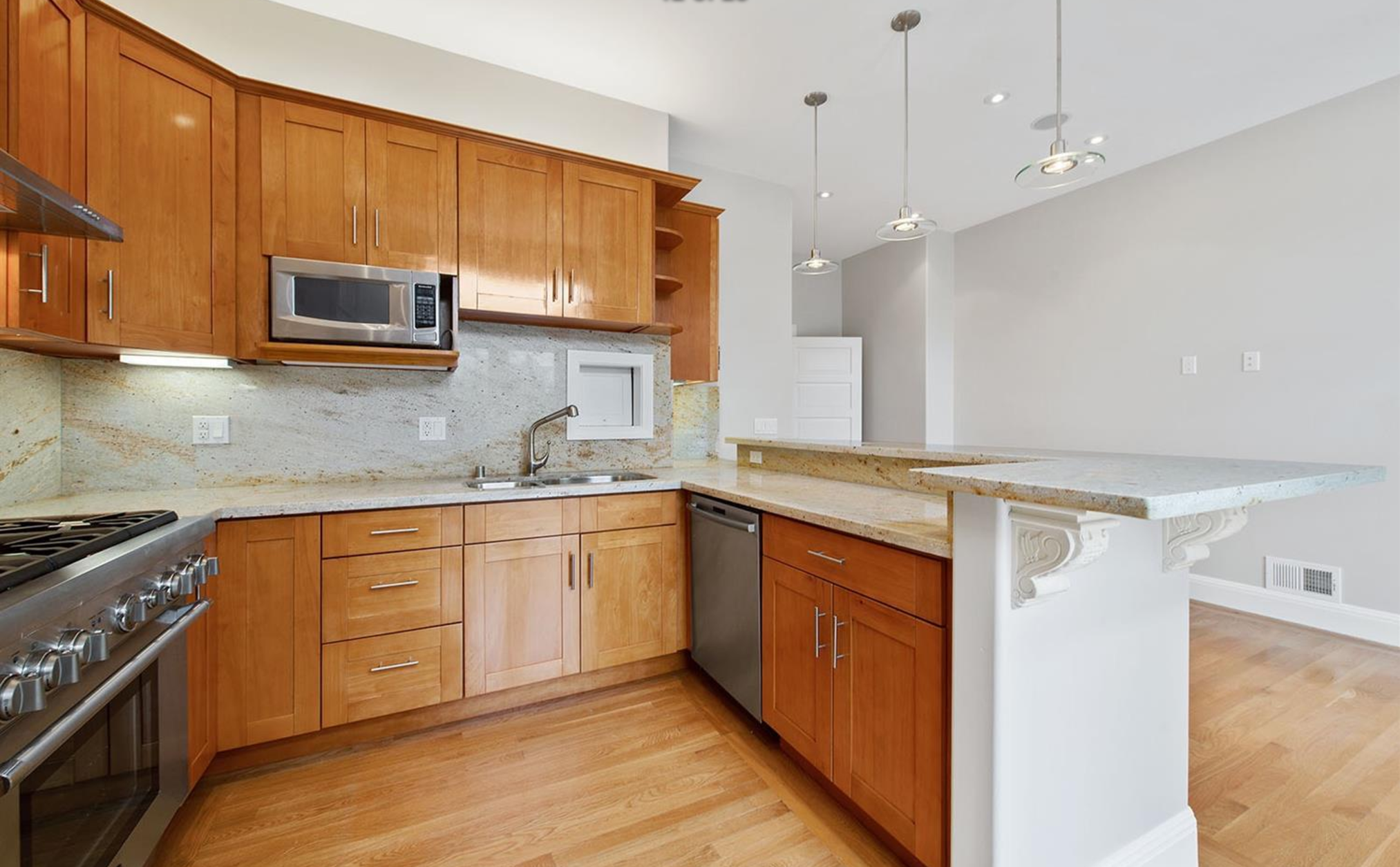 850 Steiner Street - Kitchen