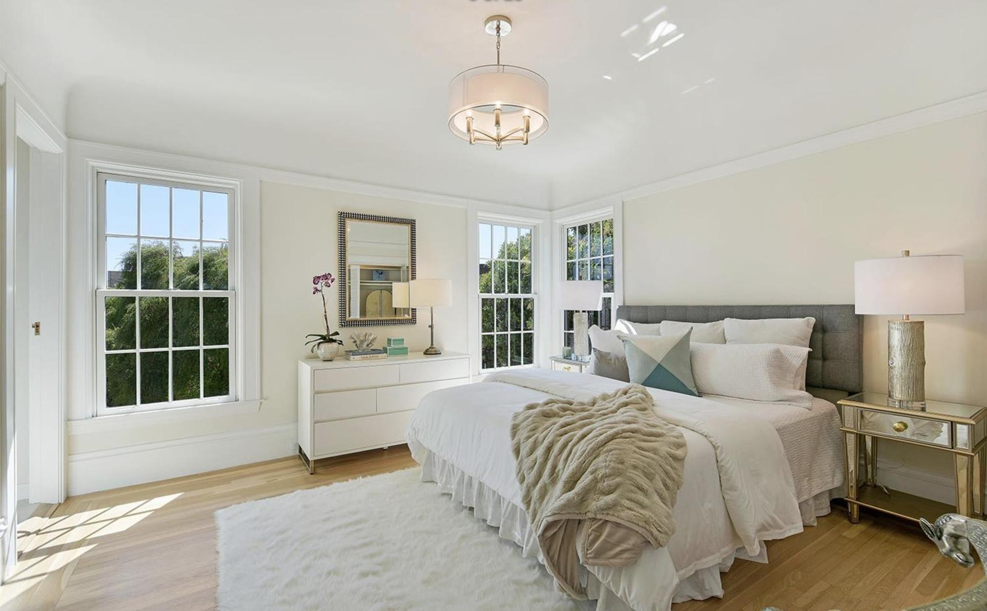 3103 Clay Street - Master Bedroom