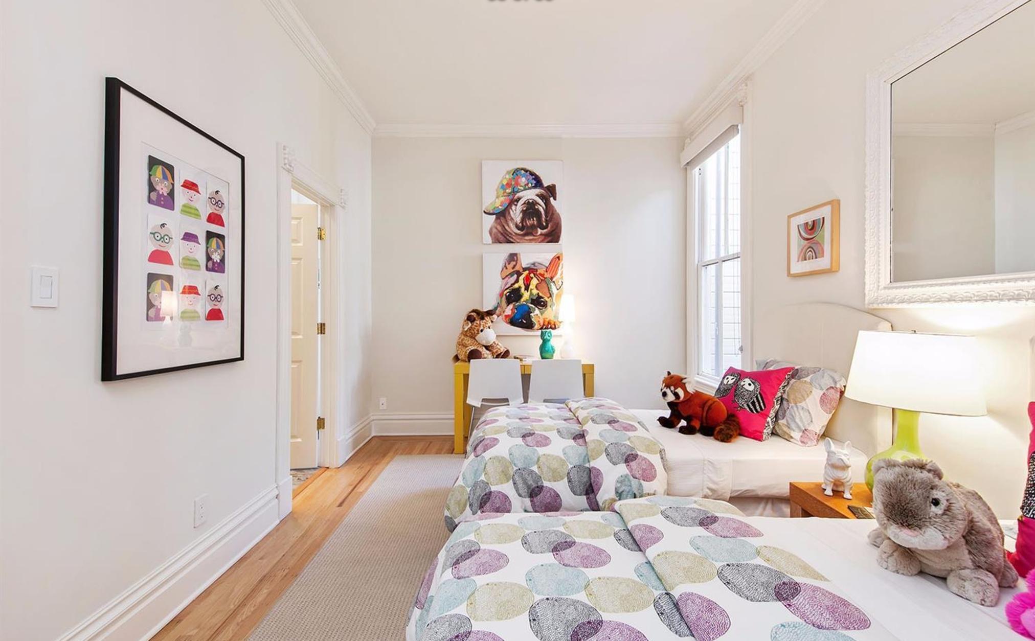 2521 Octavia Street - Kids Room