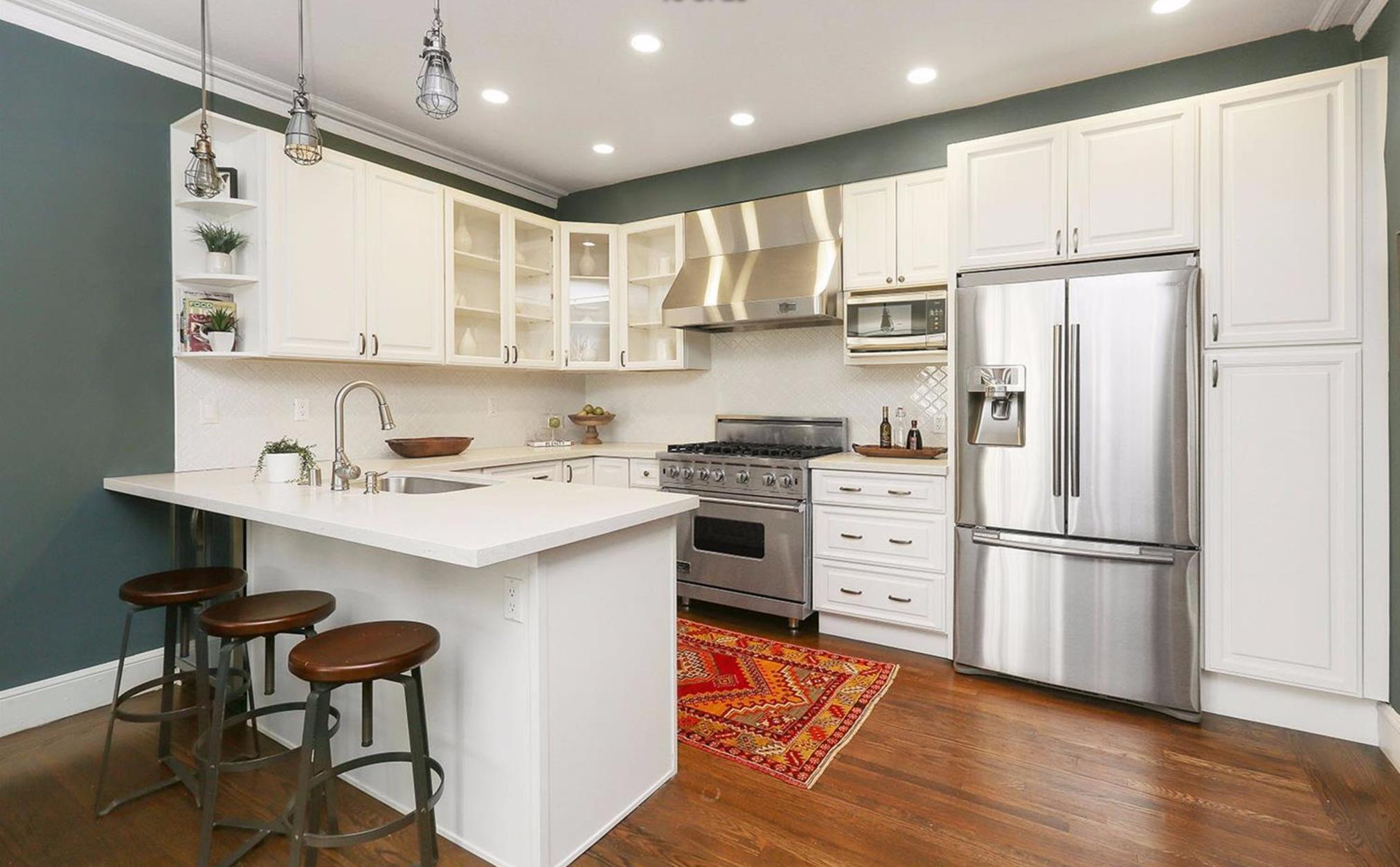 2341 Franklin Street - Kitchen