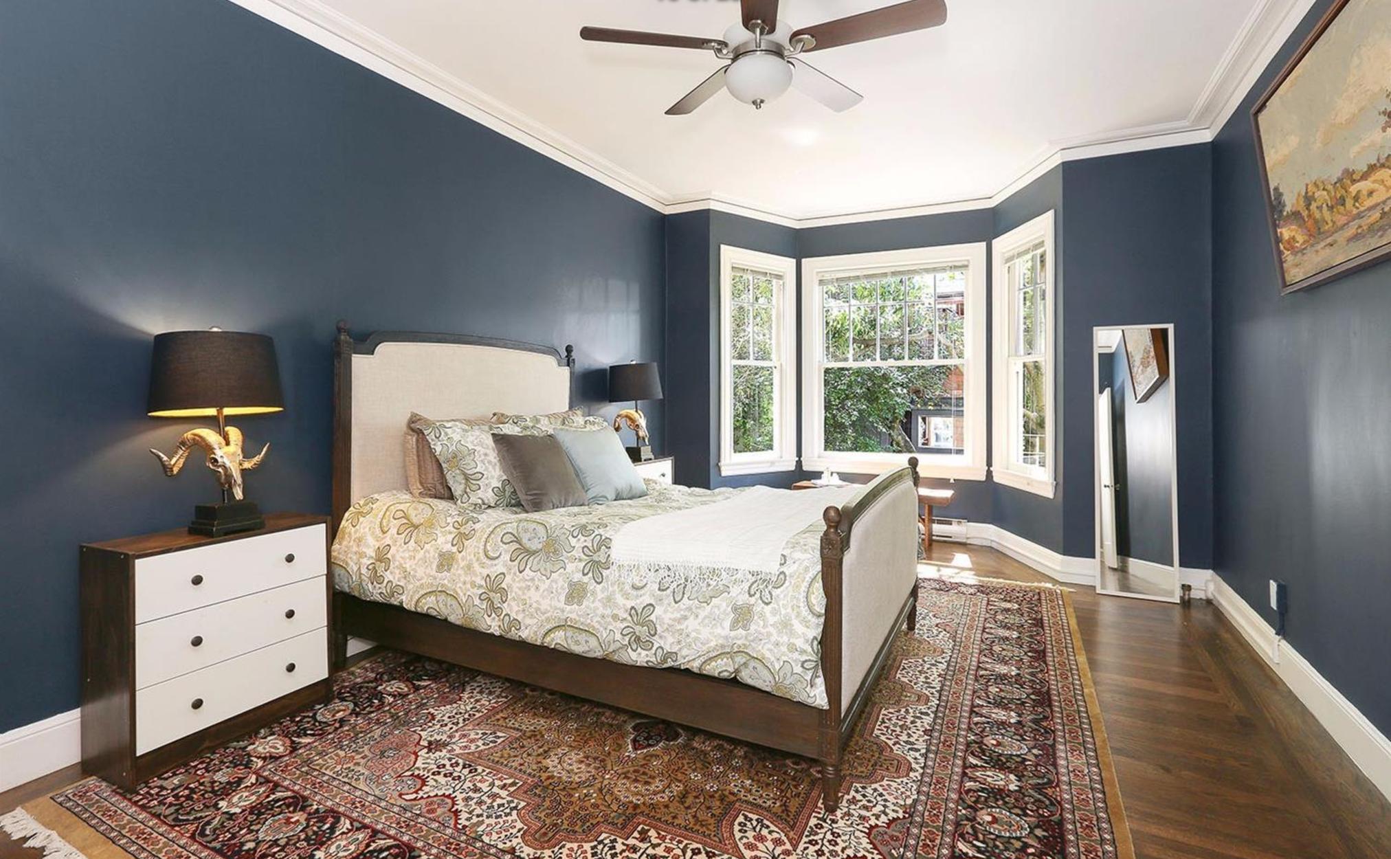 2341 Franklin Street - Master Bedroom