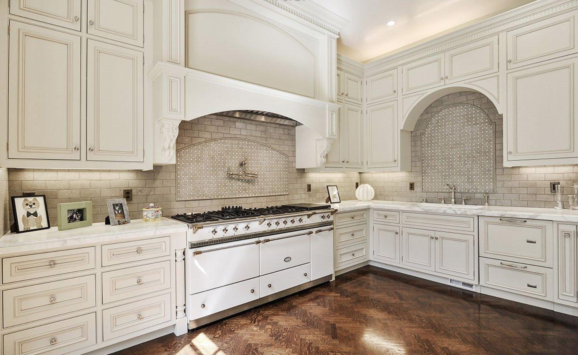 1735 Franklin Street - Pacific Heights Kitchen