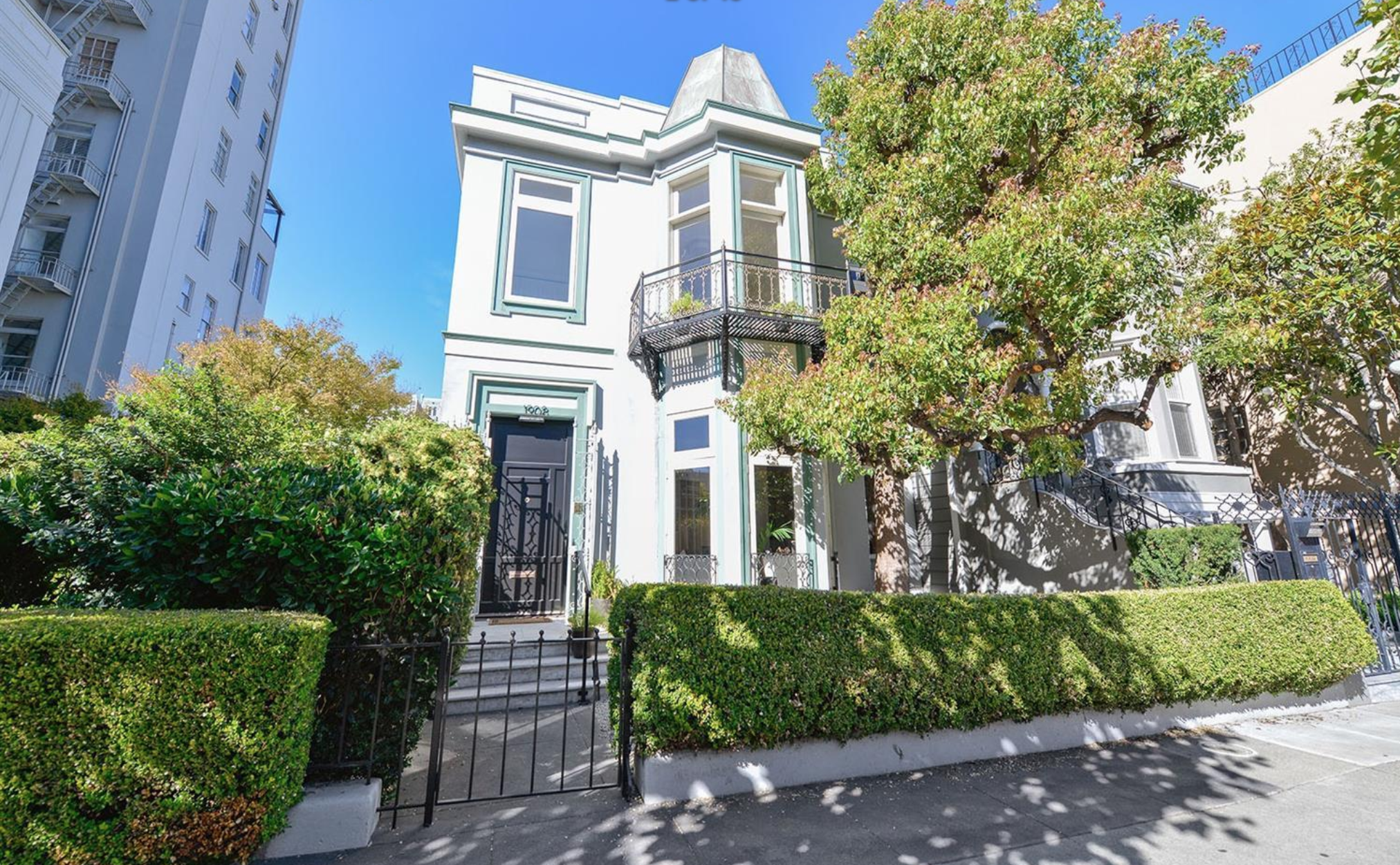 1908 Broadway Street - Pacific Heights