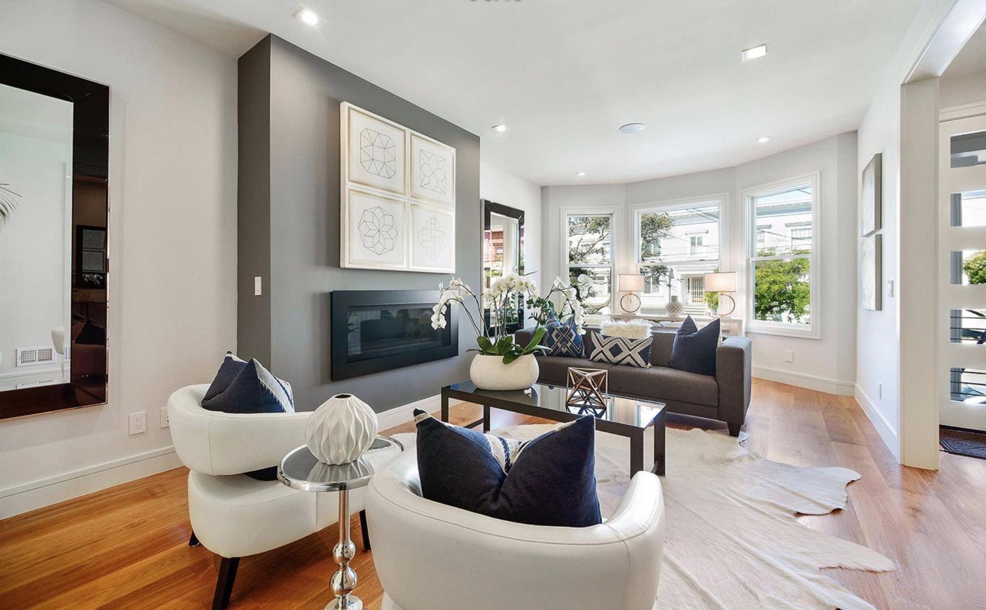 138-140 8th Avenue - Living Room