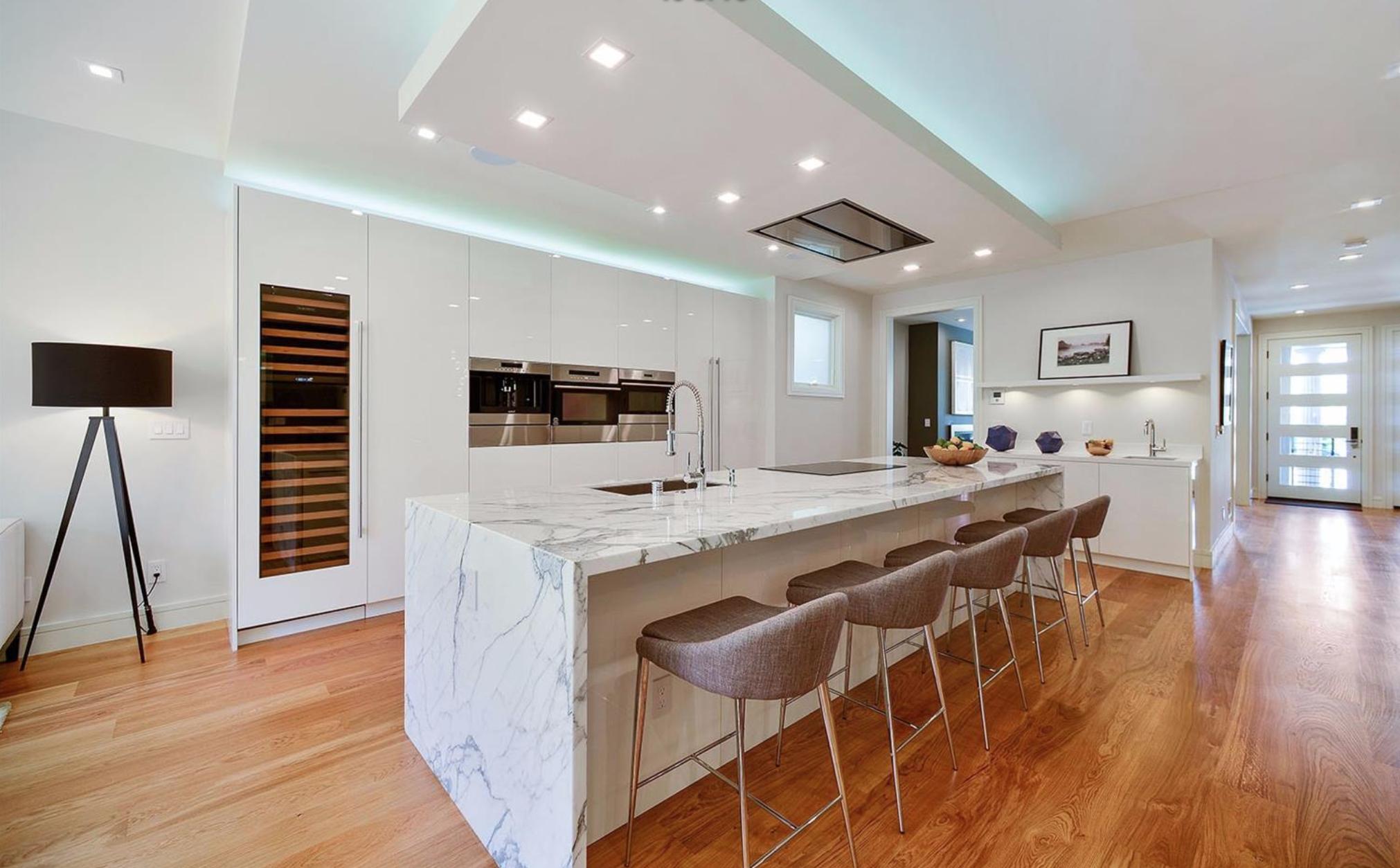 138-140 8th Avenue - Modern Kitchen