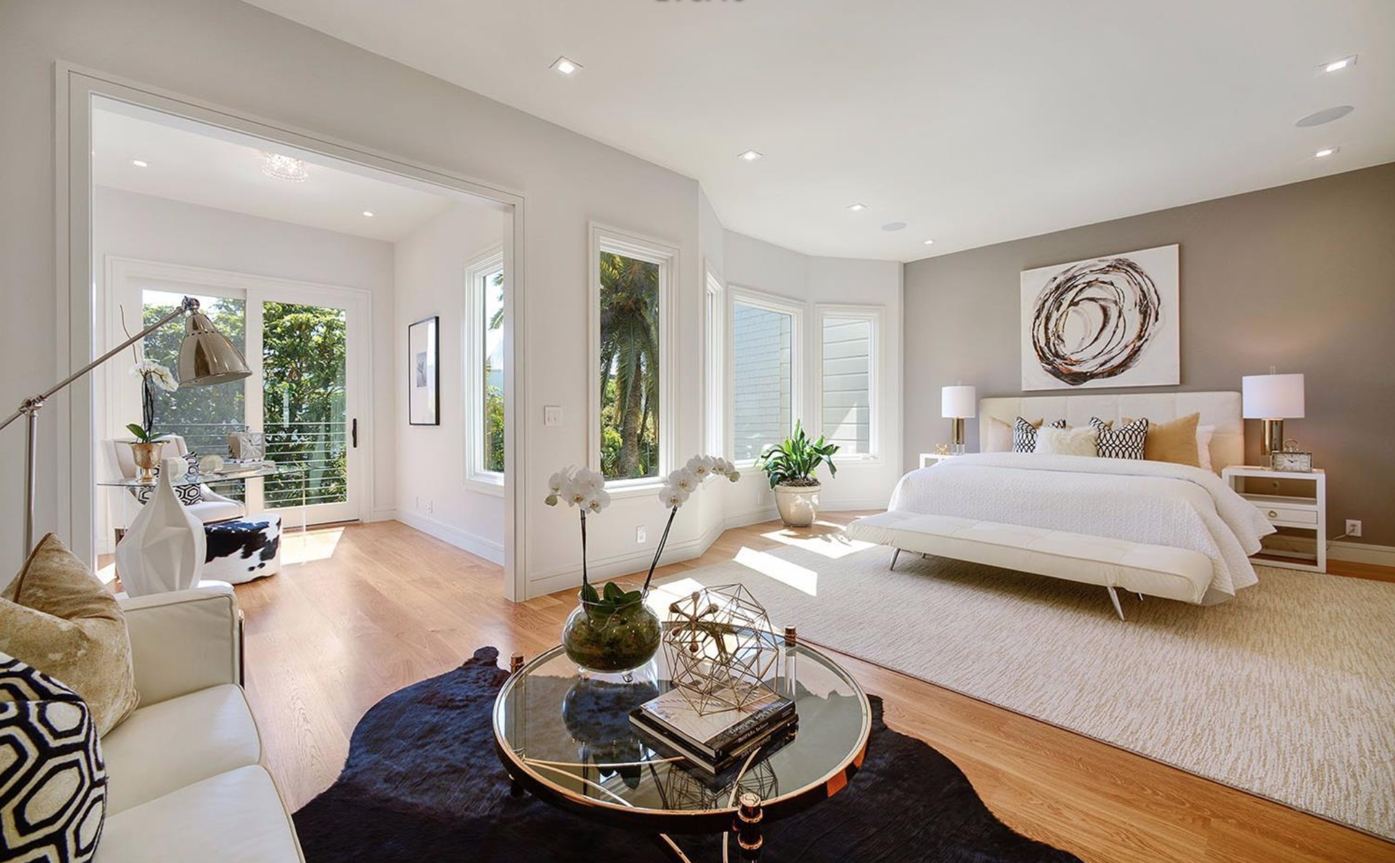 138-140 8th Avenue - Master Bedroom