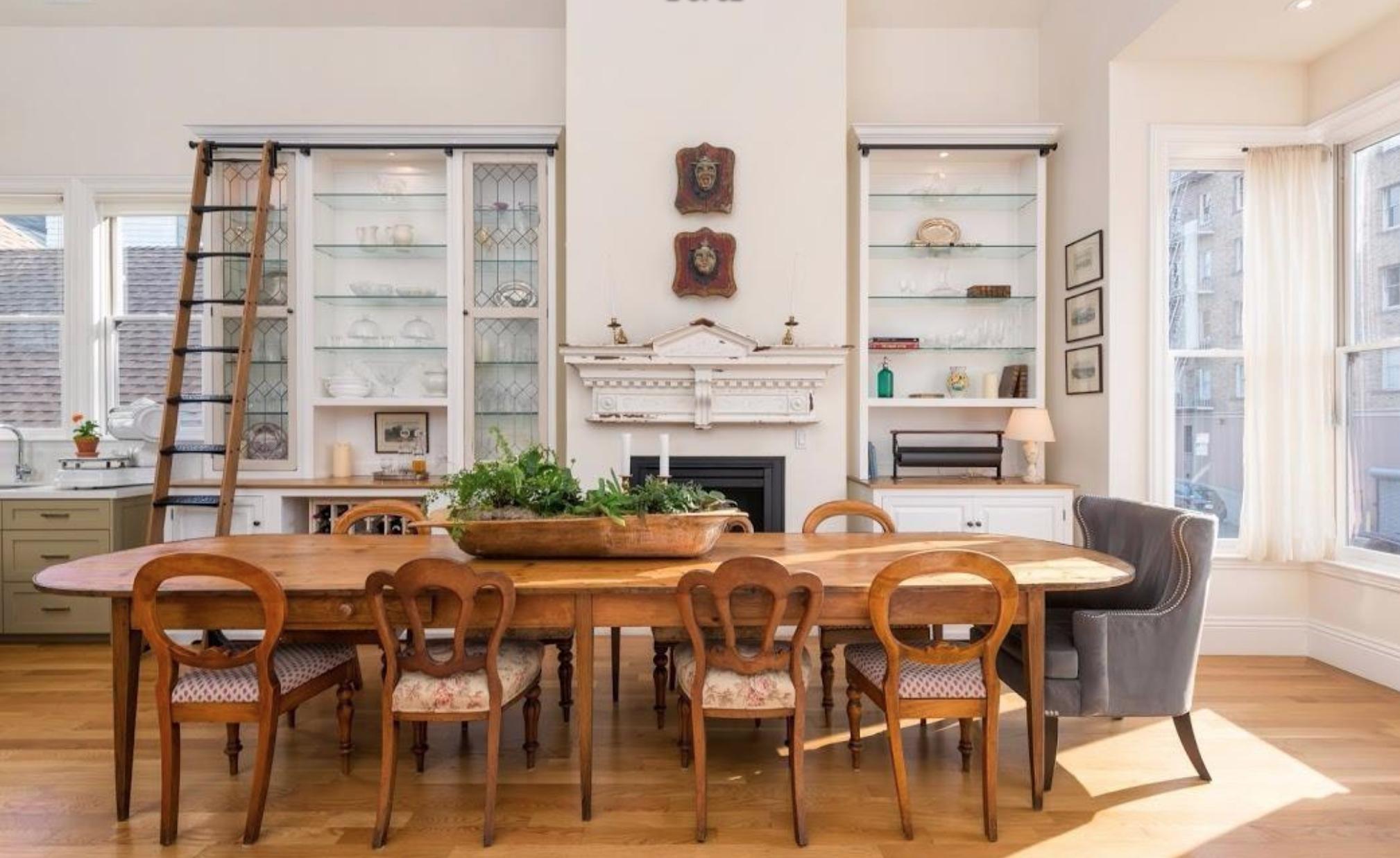 816 Scott Street - Dining Room