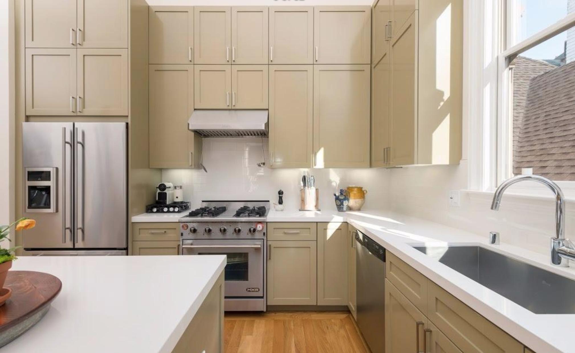 816 Scott Street - Kitchen
