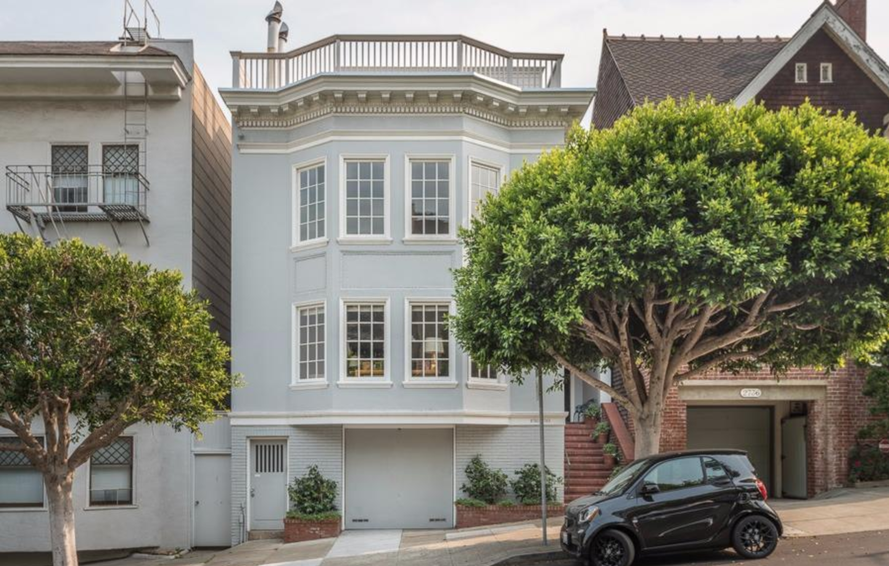 2740 Pierce Street - Pacific Heights