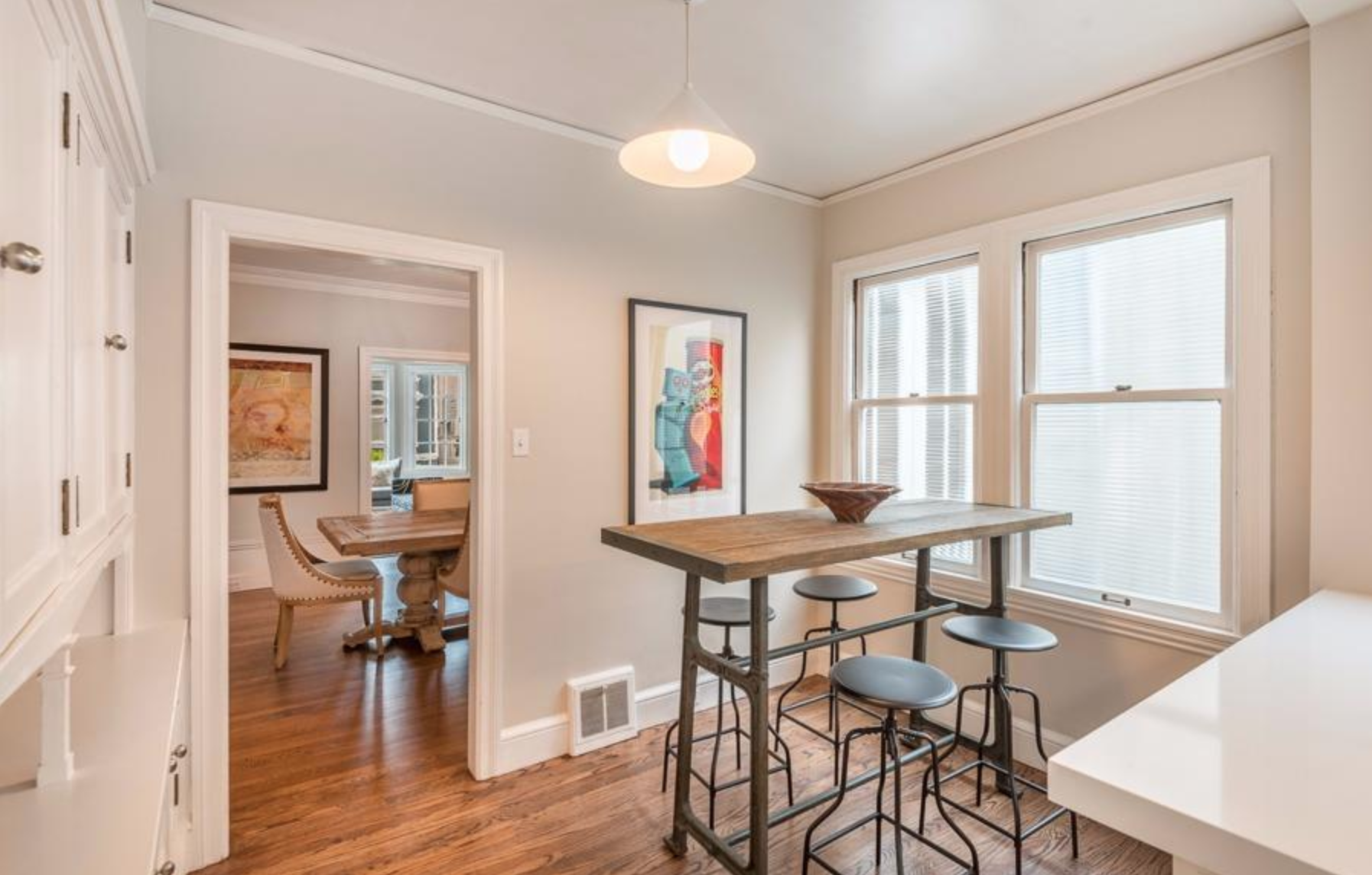 2740 Pierce Street - Dining Nook