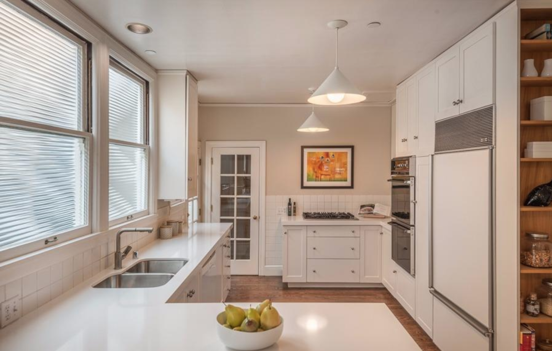 2740 Pierce Street - Kitchen