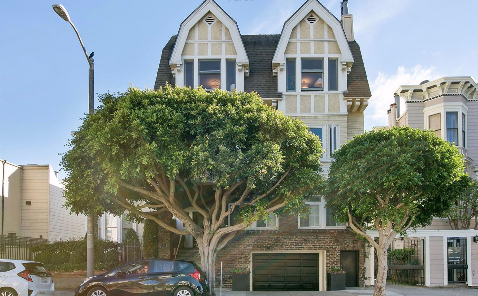 2539 Clay Street - Pacific Heights