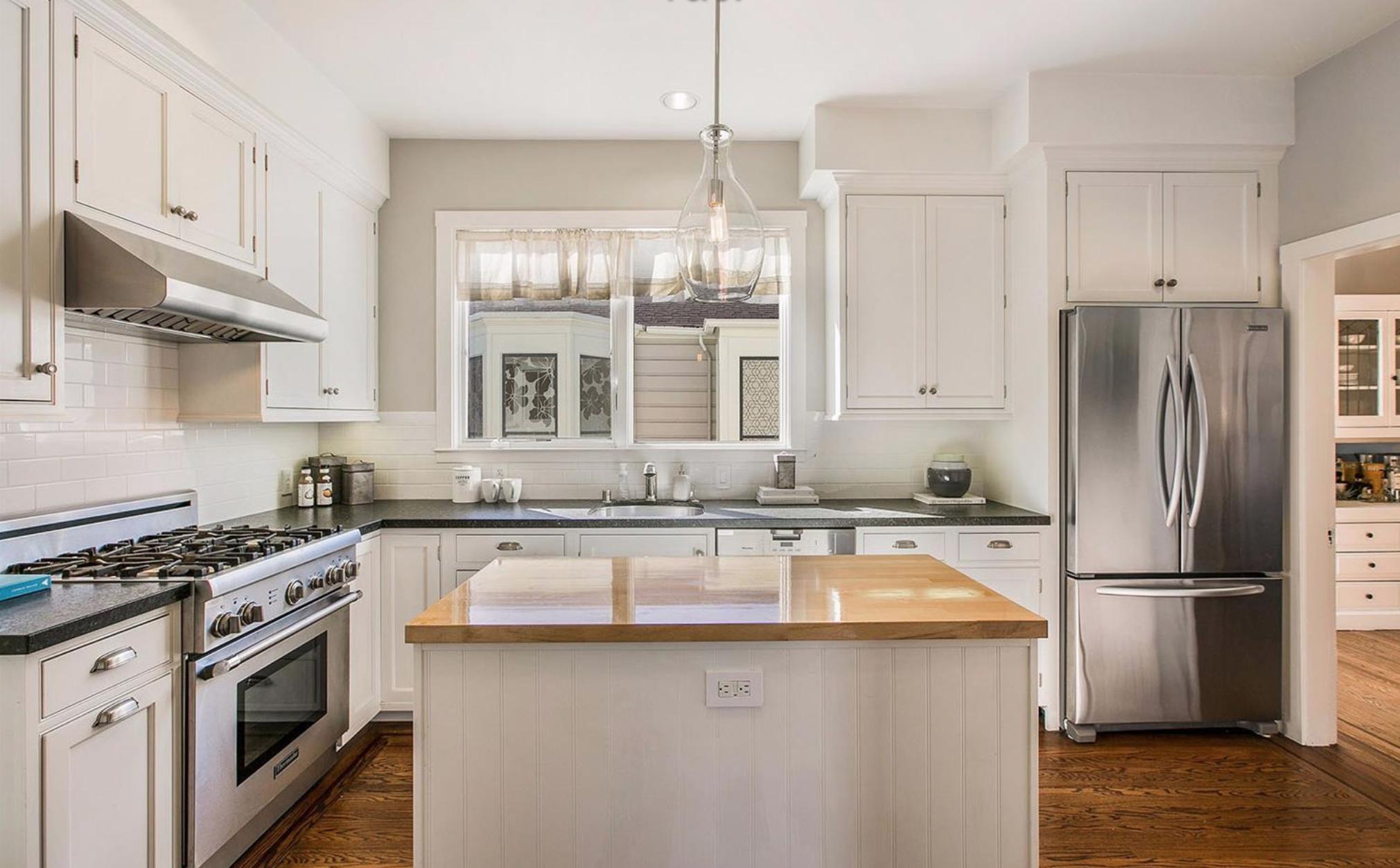 2539 Clay Street - Kitchen