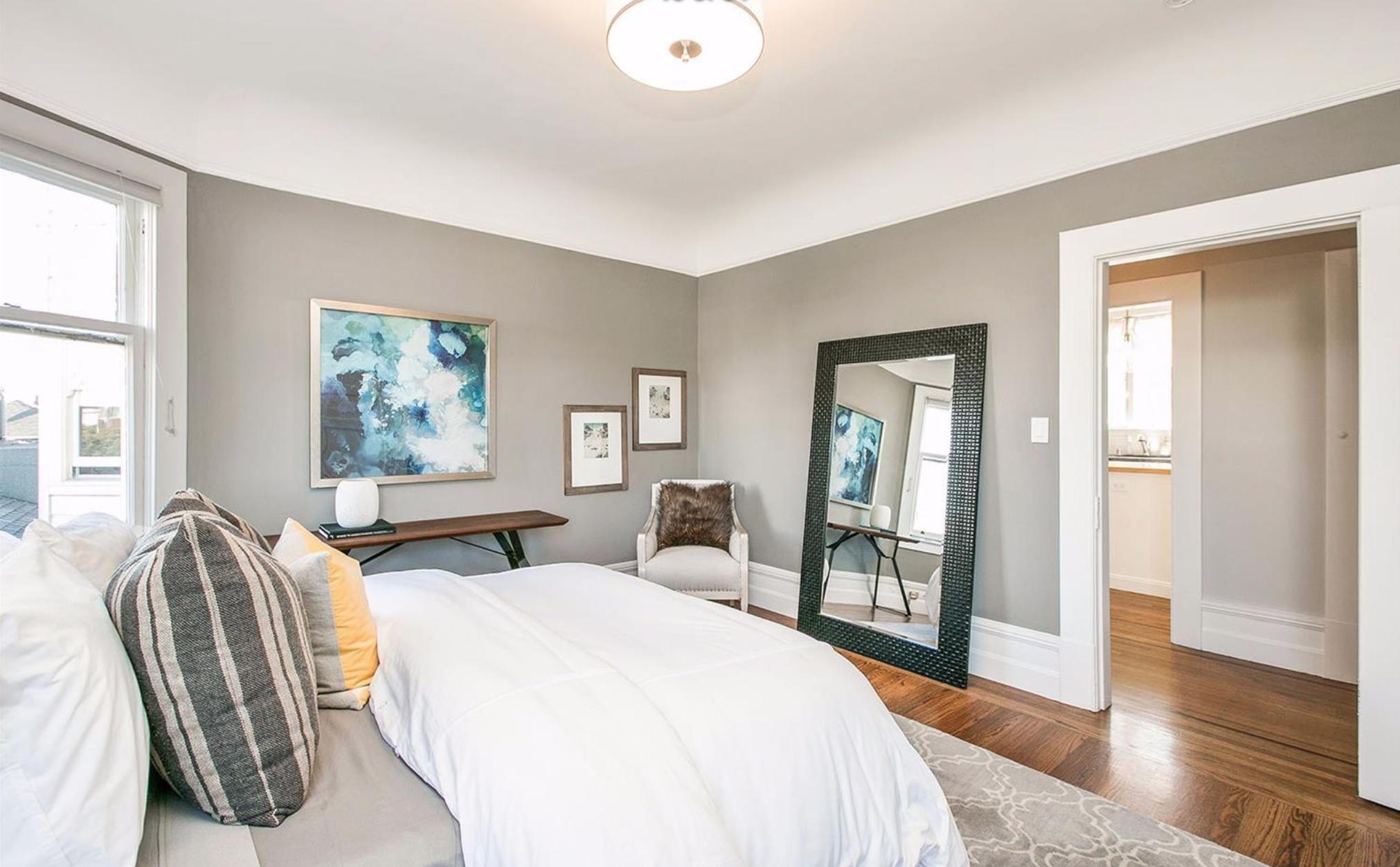 2539 Clay Street - Bedroom 2