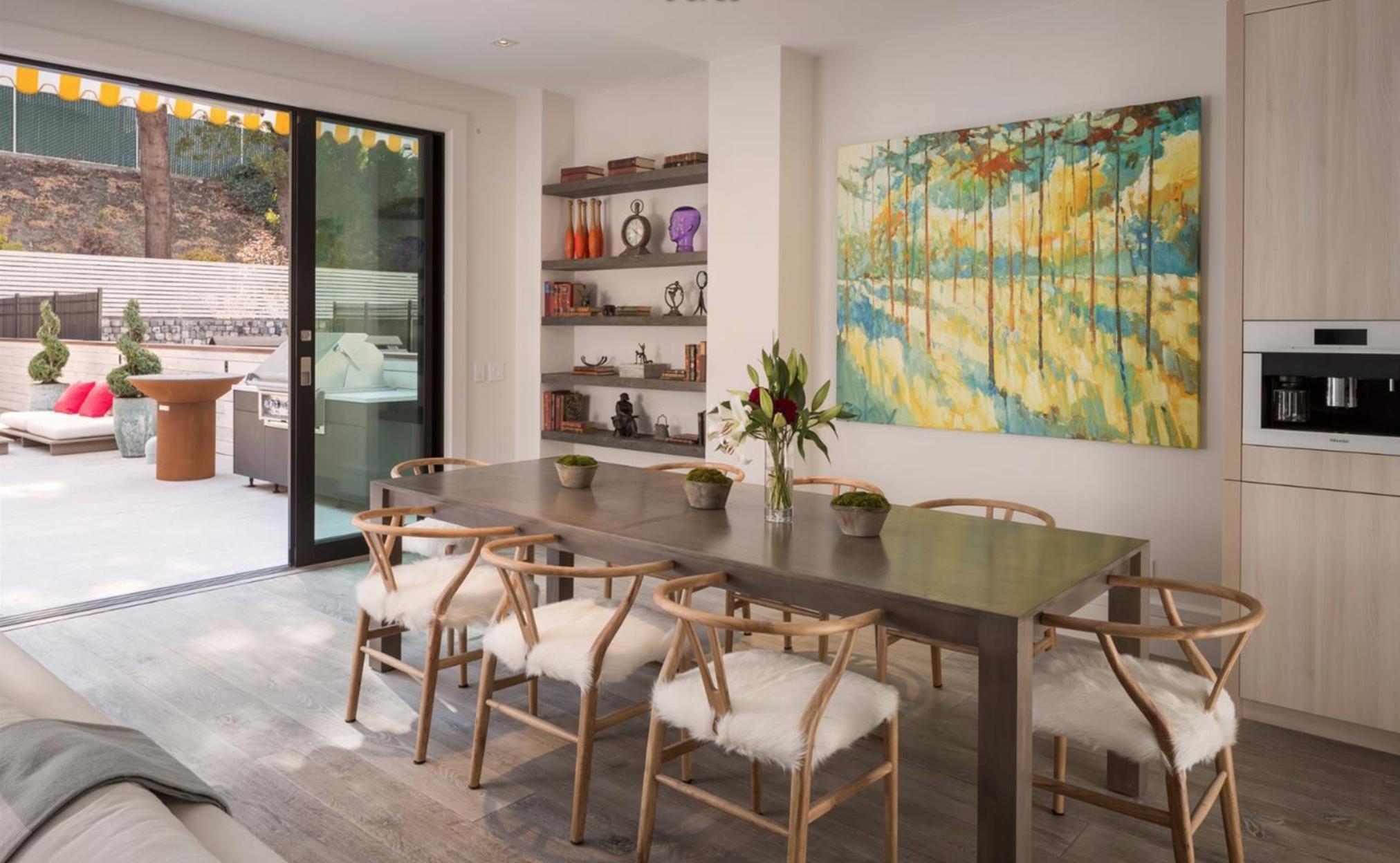 935 North Point Street - Dining Room
