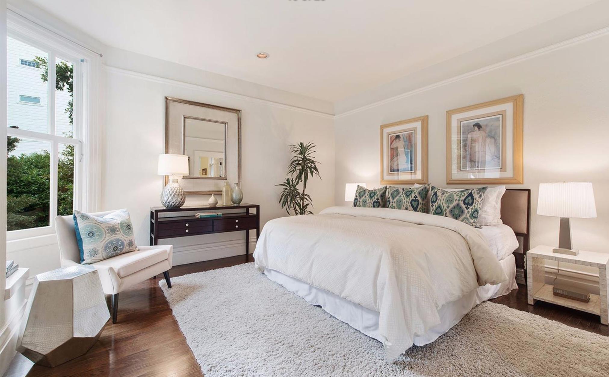 2929 Fillmore Street - Bedroom