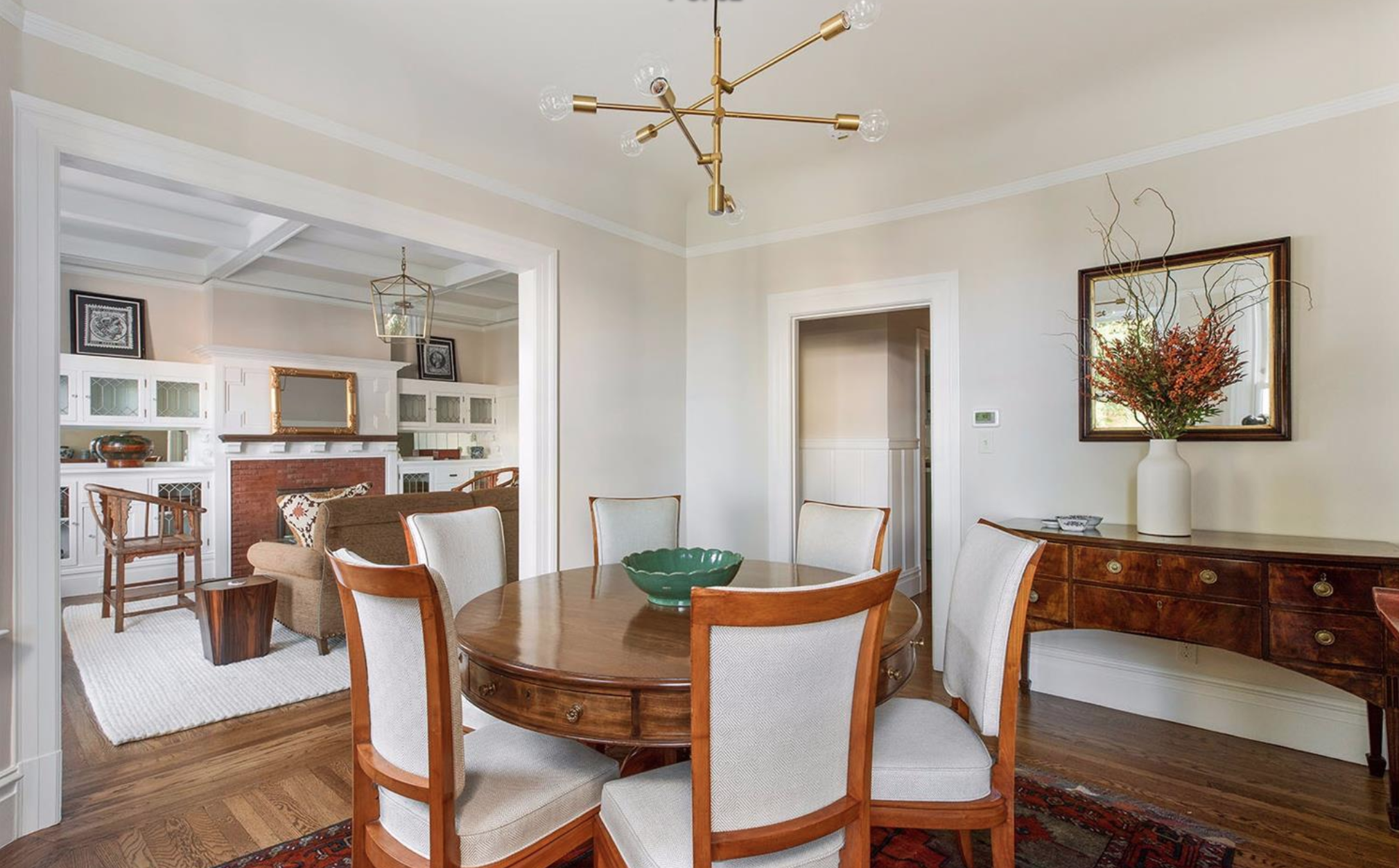 2828 Pierce Street - Dining Room