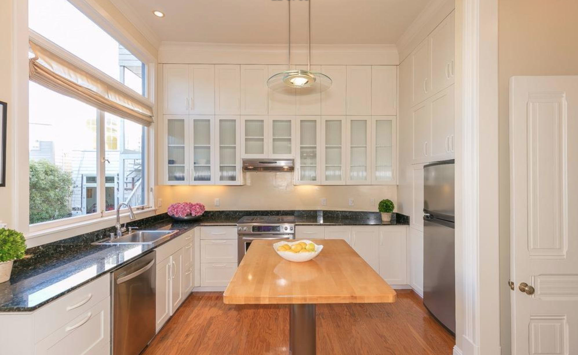 2128 Sutter Street - Kitchen